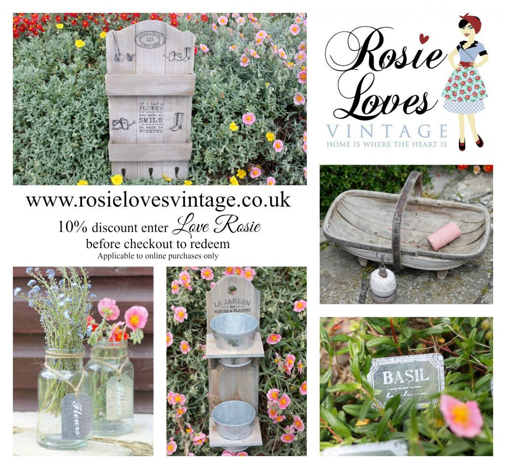 10% off coupon rosie loves vintage